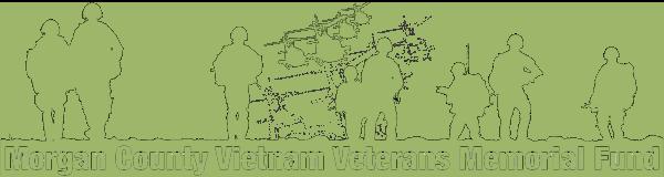 Morgan County Vietnam Veterans Memorial Fund Logo